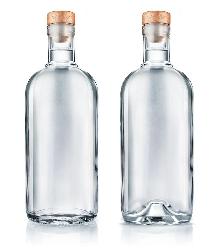 高白料玻璃瓶,高白料玻璃瓶应用优势是什么呢
